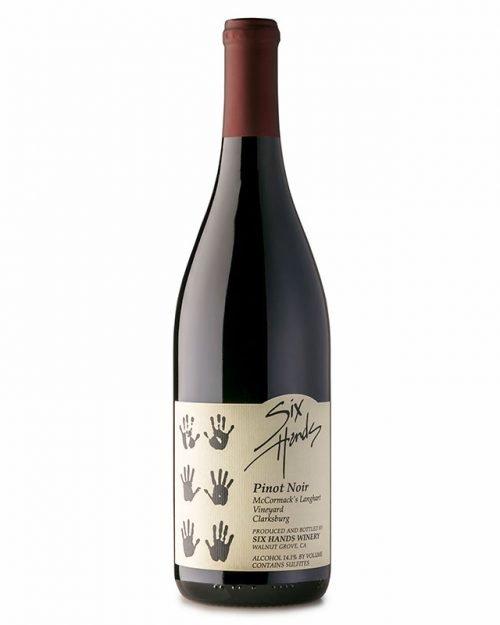 Pinot Noir, McCormack's Langhart Vineyard, Clarksburg